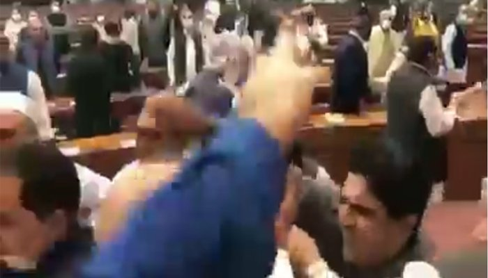 National Assembly members fear an altercation, demand additional personnel