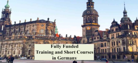 Fully Funded Scholarships for Trainings and Short Courses in Germany